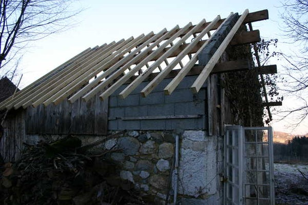 Roof Making