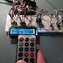Capteur temperature choix du type de degres par infrarouge