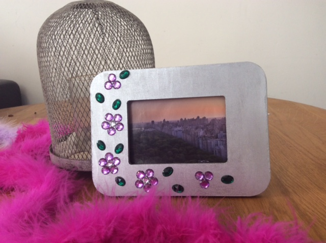 Picture of Picture Frame With Rhinestones