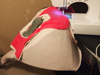 Sewing the Face to the Body