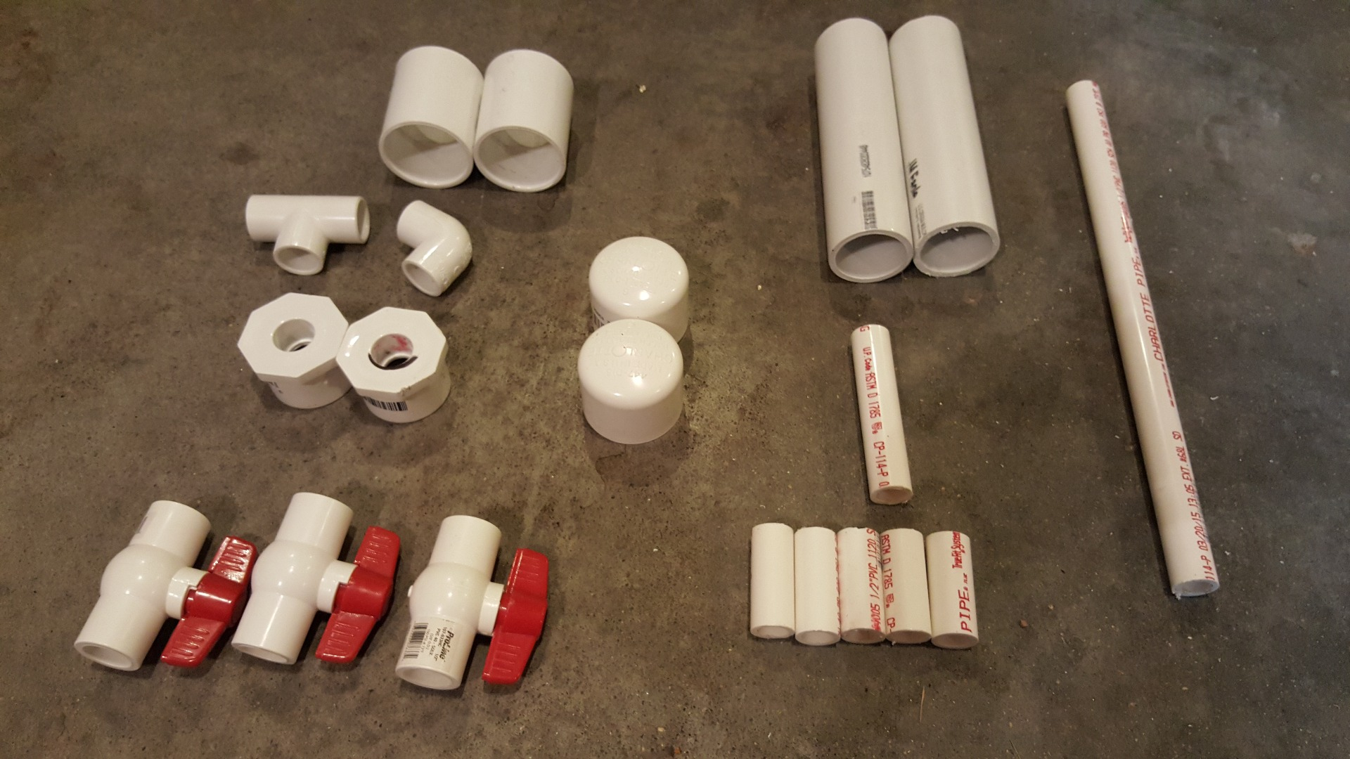 Picture of Parts and Supplies