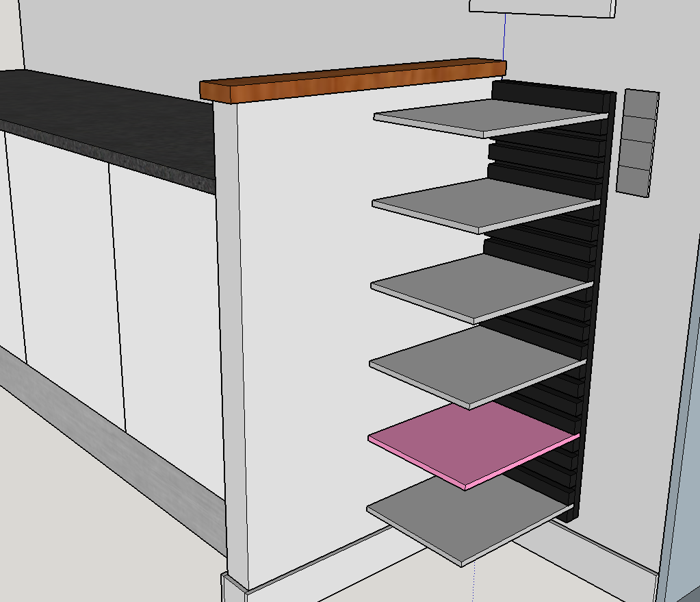 Picture of Simpel Shoe Rack