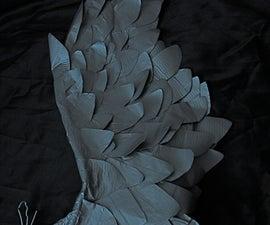 Duct Tape Angel Wings