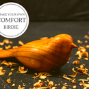 Comfort Birdie to Fly | Easy Wood Carving for Beginners