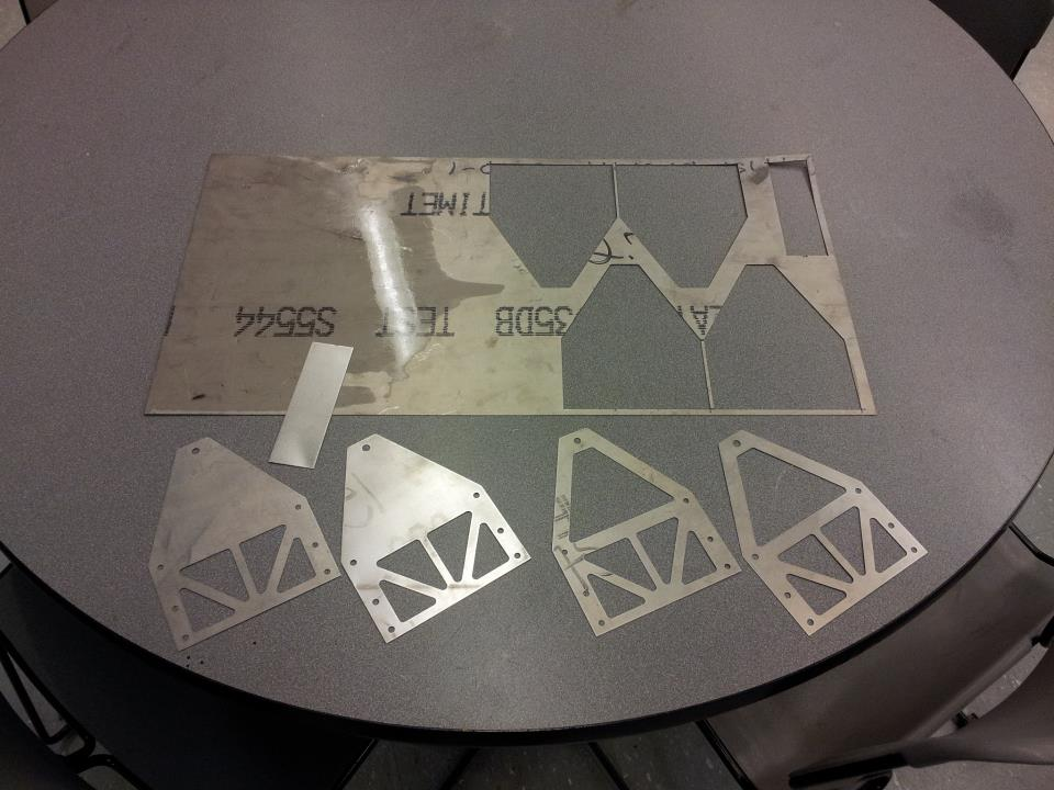 Picture of Making the Robot