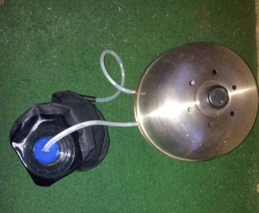 Economical Camping Water Heater