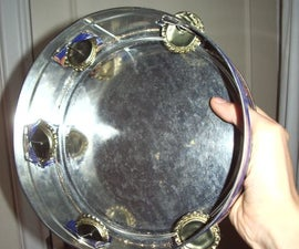 Cookie Tin Tambourine
