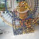 Knex 6 Foot Ferris Wheel