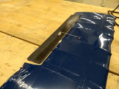 Ailerons, Rudder, and Elevator