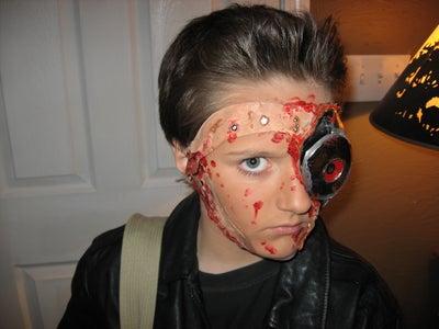 Painting the Terminator