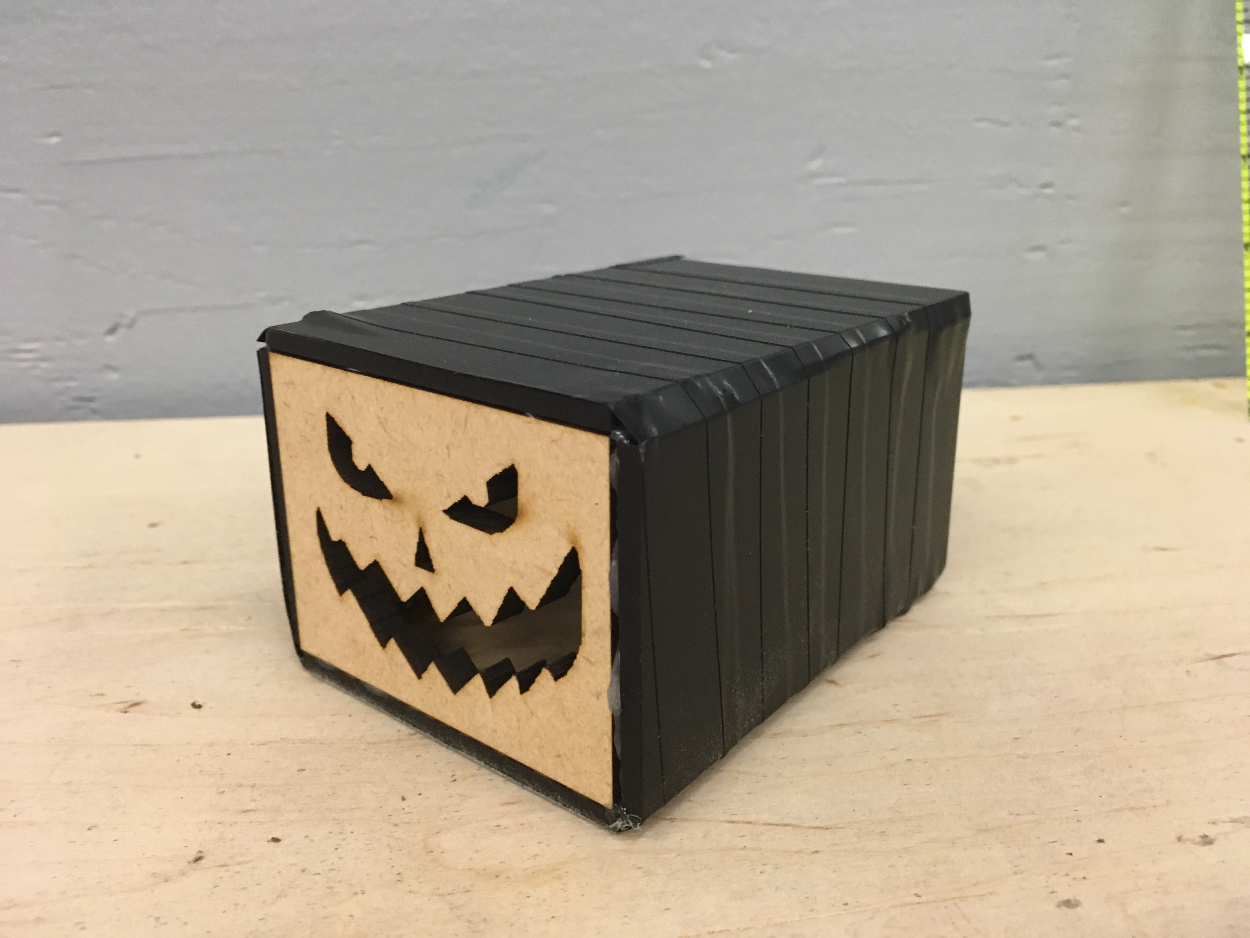 Picture of Halloween Projection Lantern