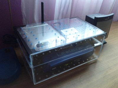 Acrylic Box for Router / Modem / AP