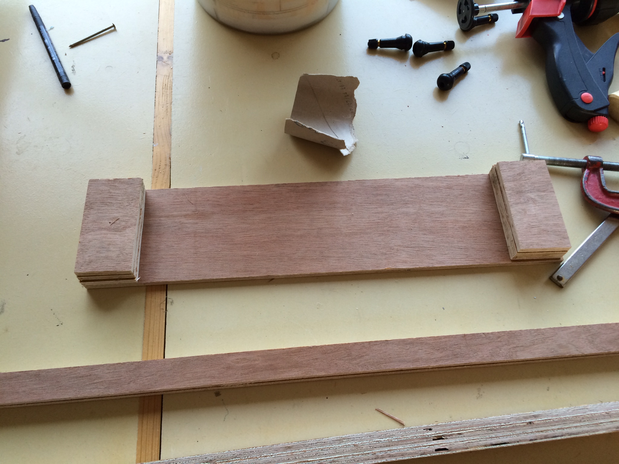 Picture of Making the Base