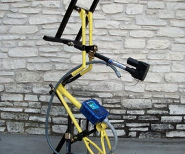 Bicycle Frame Polar Tracker