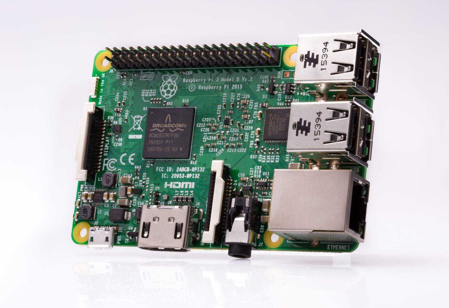 Picture of Raspberry Pi Soundboard