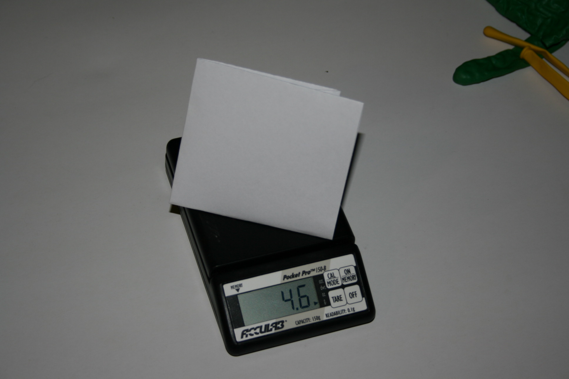 Picture of Weighing Paper