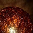 Copper Wire Sphere Lamp v2.0