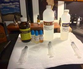 Create your own e-liquid