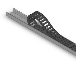 Selecting Cable/drag/energy Chains for CNC