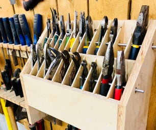 Pliers Organizer Thingy