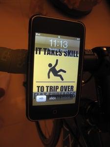 Bike Ipod/ Iphone Holder