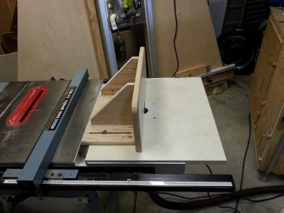 Make Router Fence and Secure Base