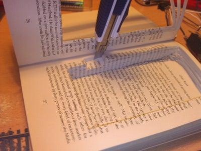 Preparing the Book