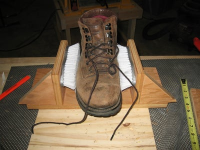 Test Fit a Boot