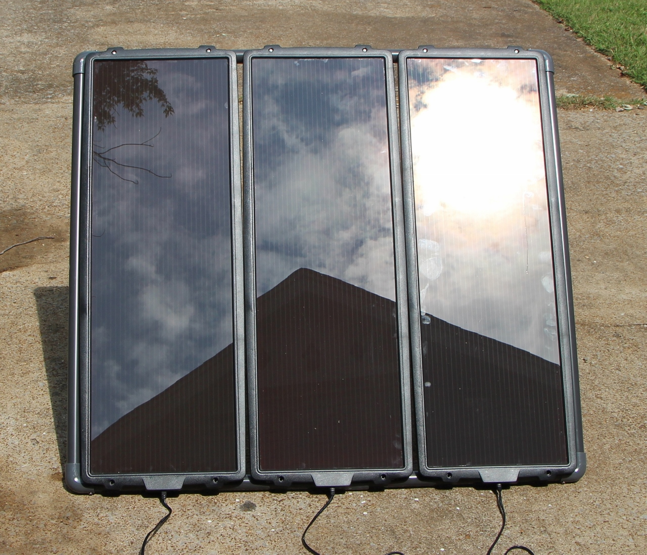 Picture of Solar Panel Assembly