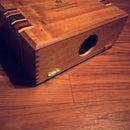 Portable Snare Cajon Drum