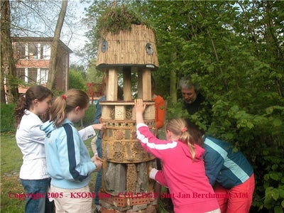 Build This Tower Together With Children