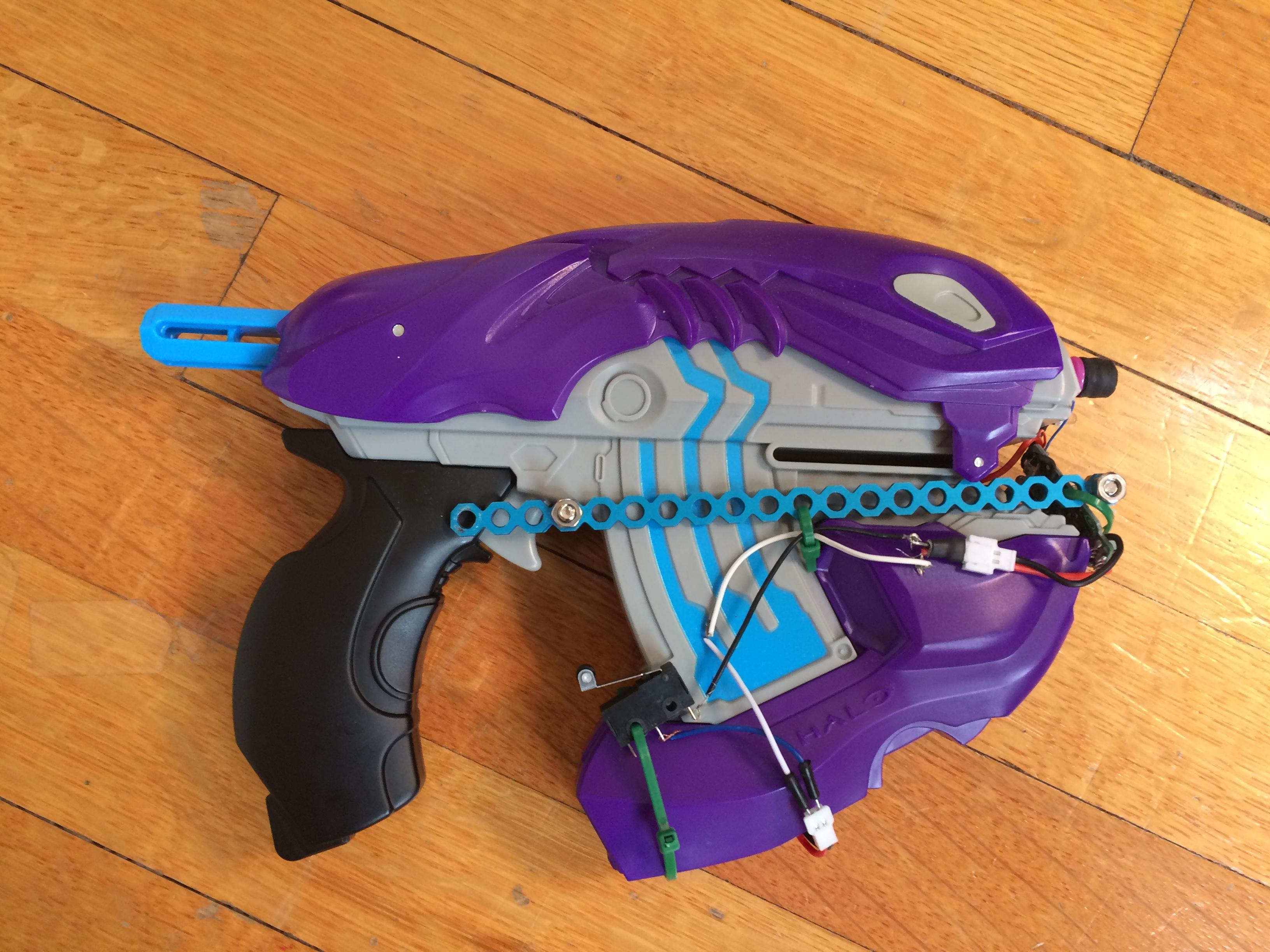 Picture of Easy Plasma Pistol Prop