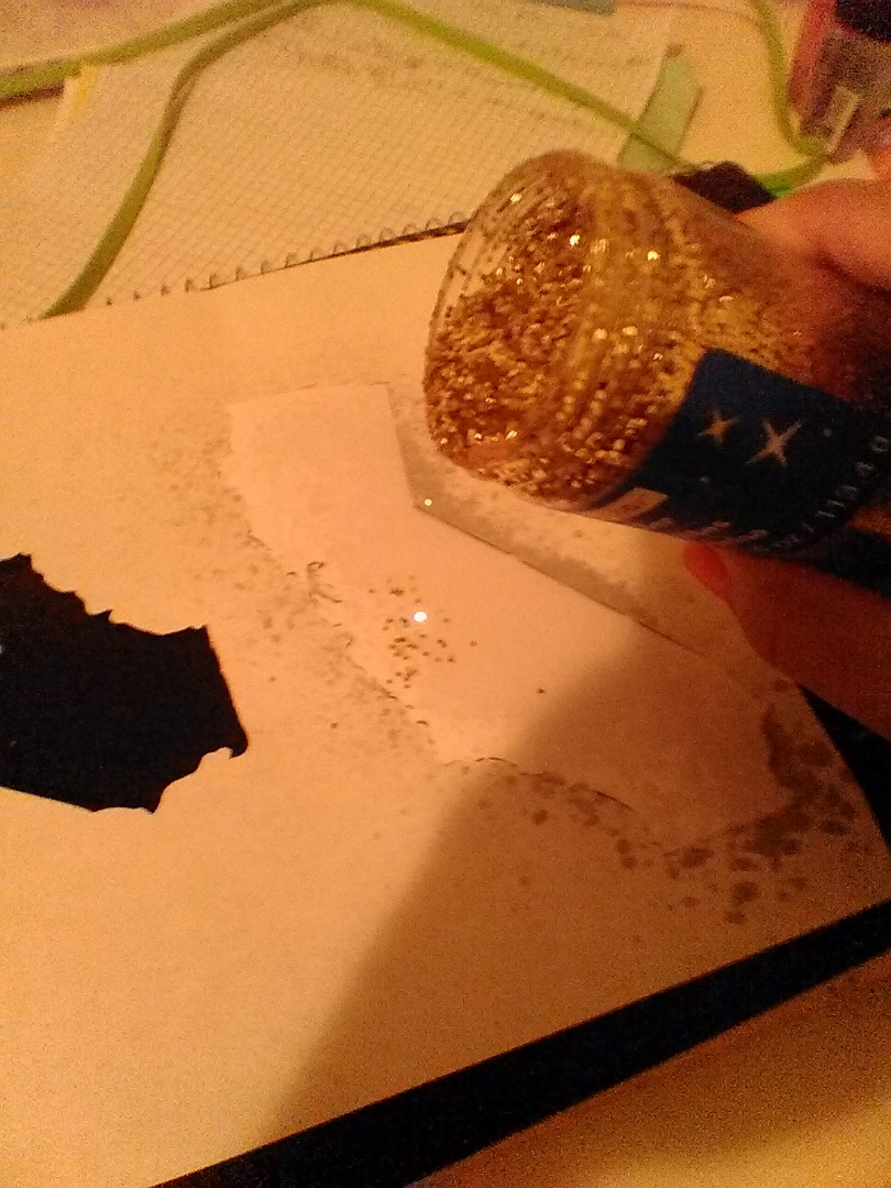Picture of Pour on the Glitter