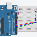ARDUINO UNO - Commom Anode RGB LED 3-colour Blink Using Simple Code