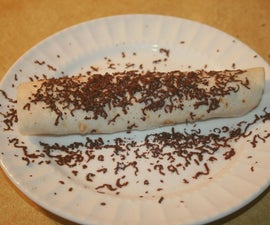 Three Ingredient Chocolate Enchilada