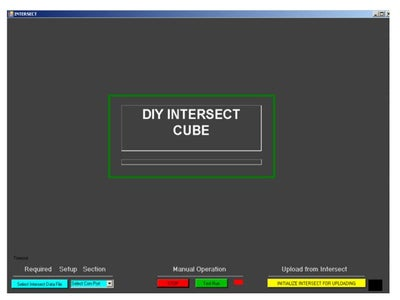 Chuck TV Intersect Cube DIY Working Model
