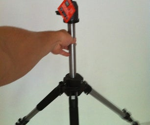 Cheapest and Most Easy Steadycam for Everybody.
