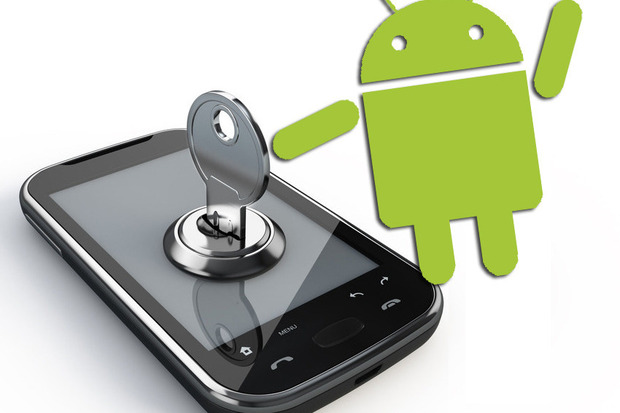 Picture of How to Unlock Android Password or Pattern
