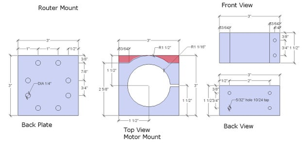 ​Router Mount