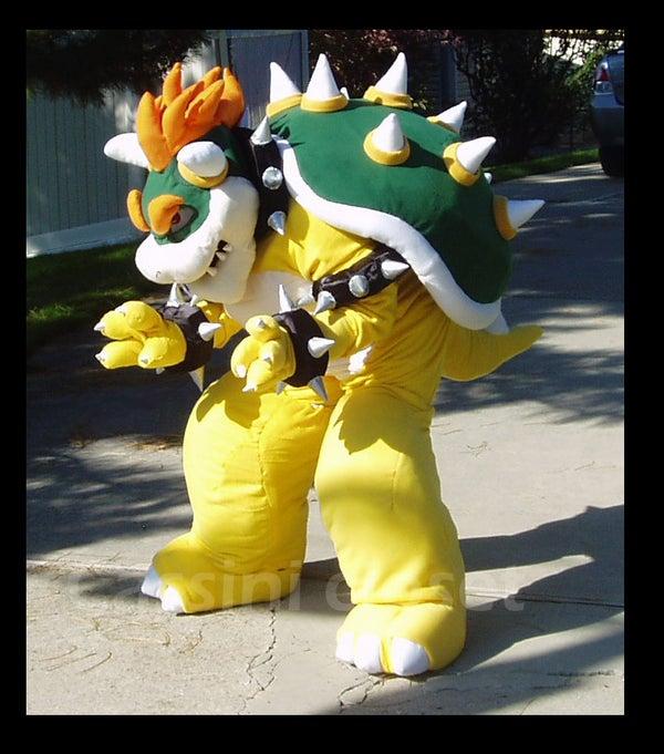 Bowser Costume