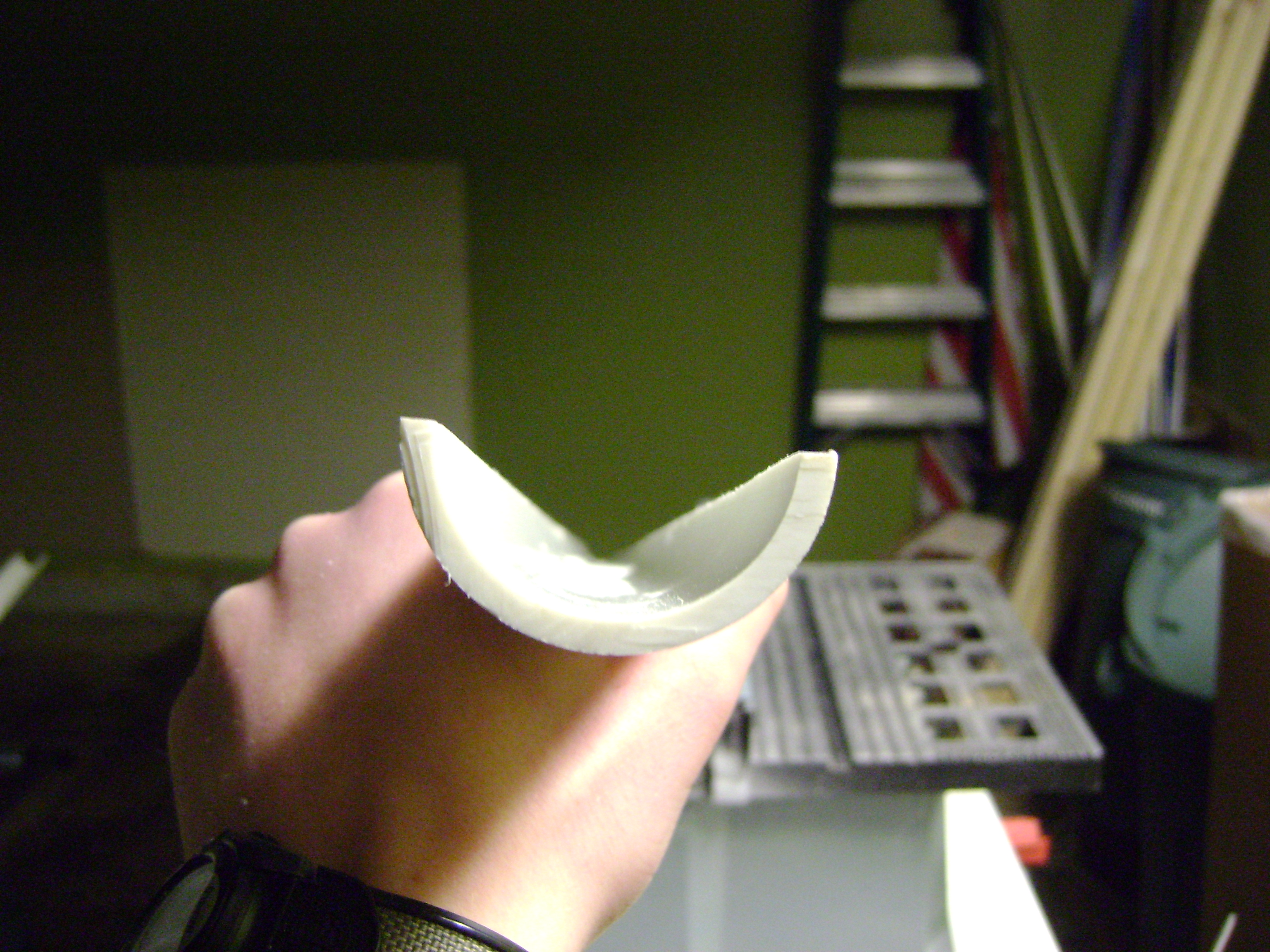 Picture of Split the PVC Pipe