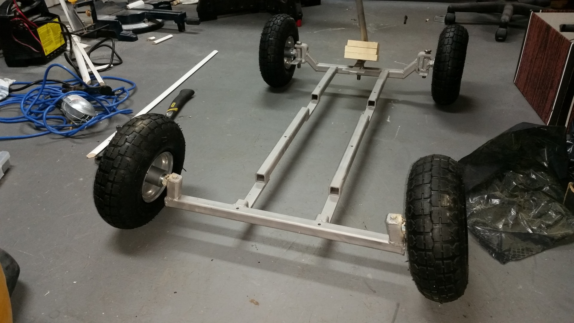 Picture of Sandblast Parts