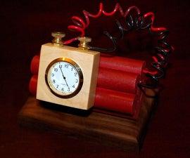The time-bomb clock