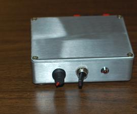 Twenty watt/channel class D stereo amplifier