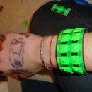 How To: Studded Bracelet