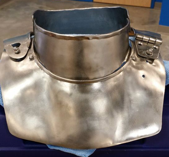Picture of Steel Gorget