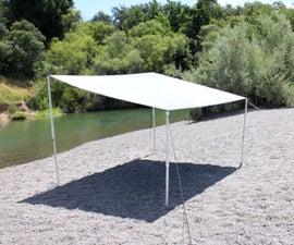 Easy Portable Beach Shelter