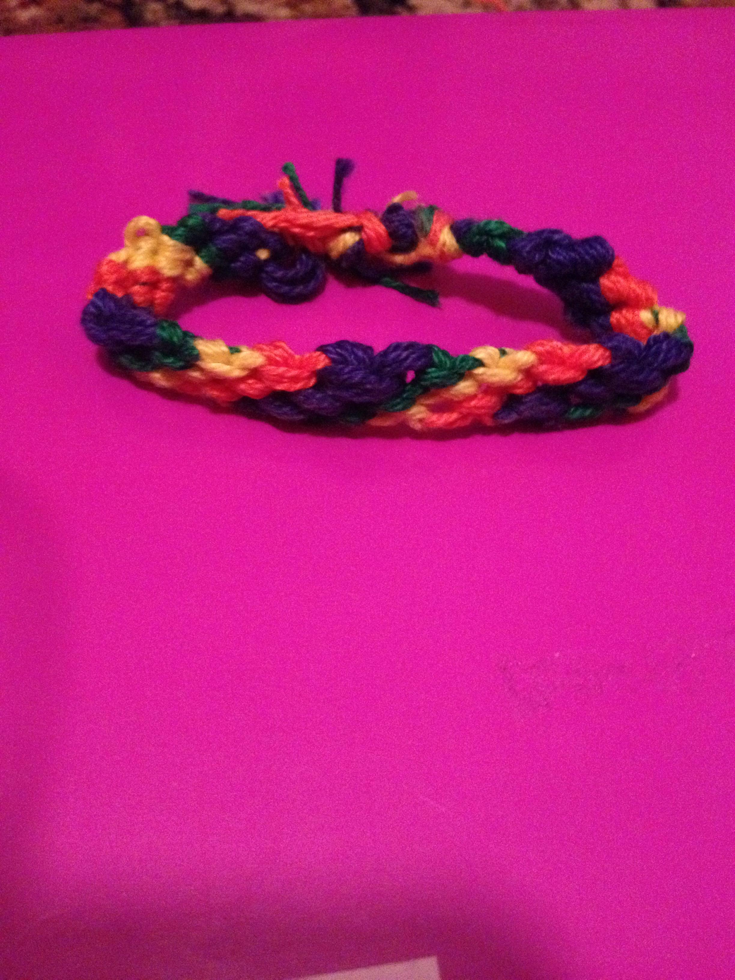 Picture of Box Braid Bracelet