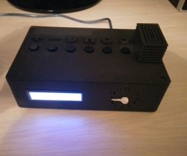 Arduino Clock (With LCD and Stepper Motor)