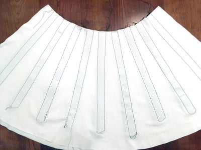 Fuse and Sew Stripes